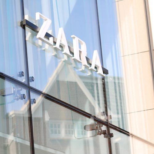 ZARA Flagshipstore Enschede.
