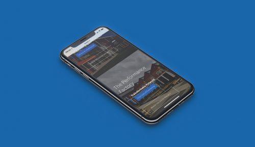Livegang website + nieuwe styling