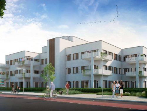 Transformatie voormalig ABN-AMRO/Enschede tot luxe koopappartementen