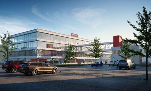 Uitbreiding Bergman Clinics Rijswijk